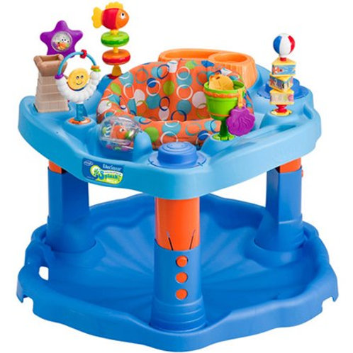 baby activity center assembly
