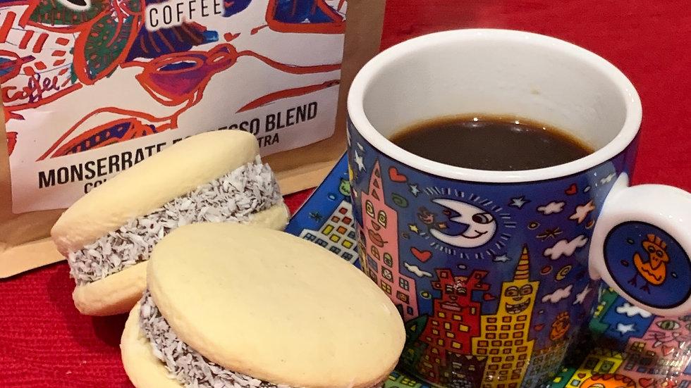 Alfajores & Coffee