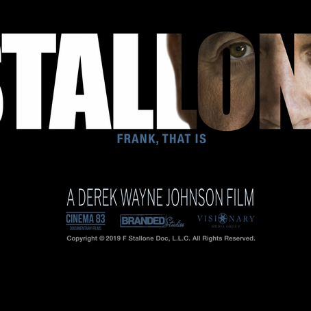 Frank Stallone Documentary; Stallone, Frank That Is, to be released Worldwide: