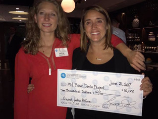 A huge thank you to the Minneapolis Foundation's Fourth Generation Fund for supporting our work!