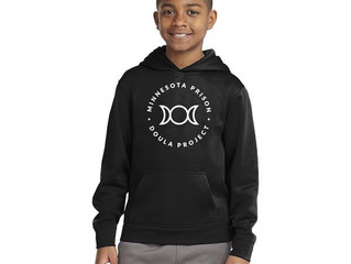 Prison Doula Apparel available NOW!