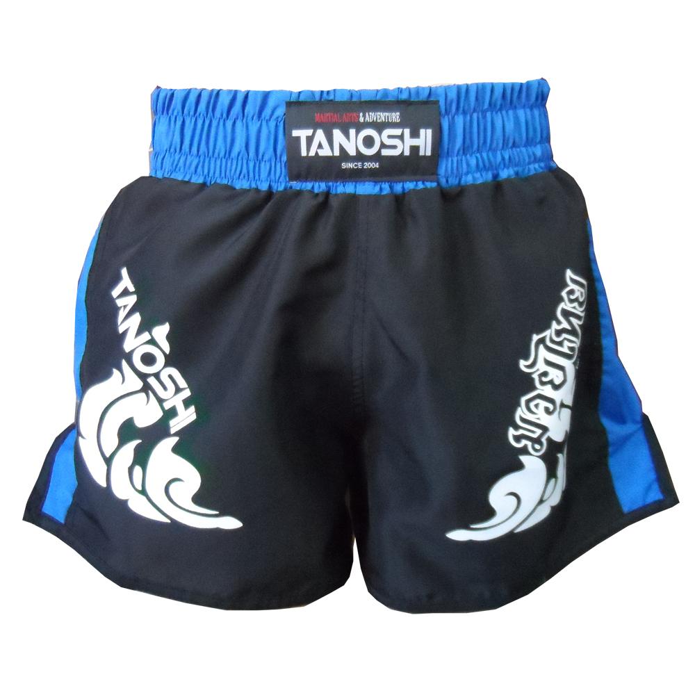 Shorts TRNG Azul Frente