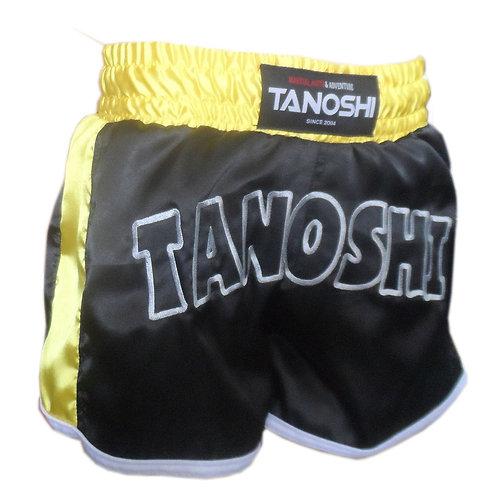 Calção Fidelity TANOSHI - Amarelo