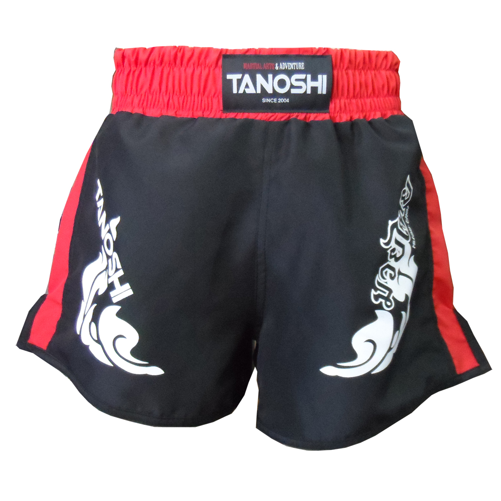 Shorts TRNG Vermelho - frente