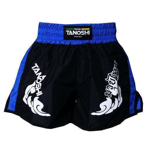 Shorts para Muaythai TRNG Azul Estampado