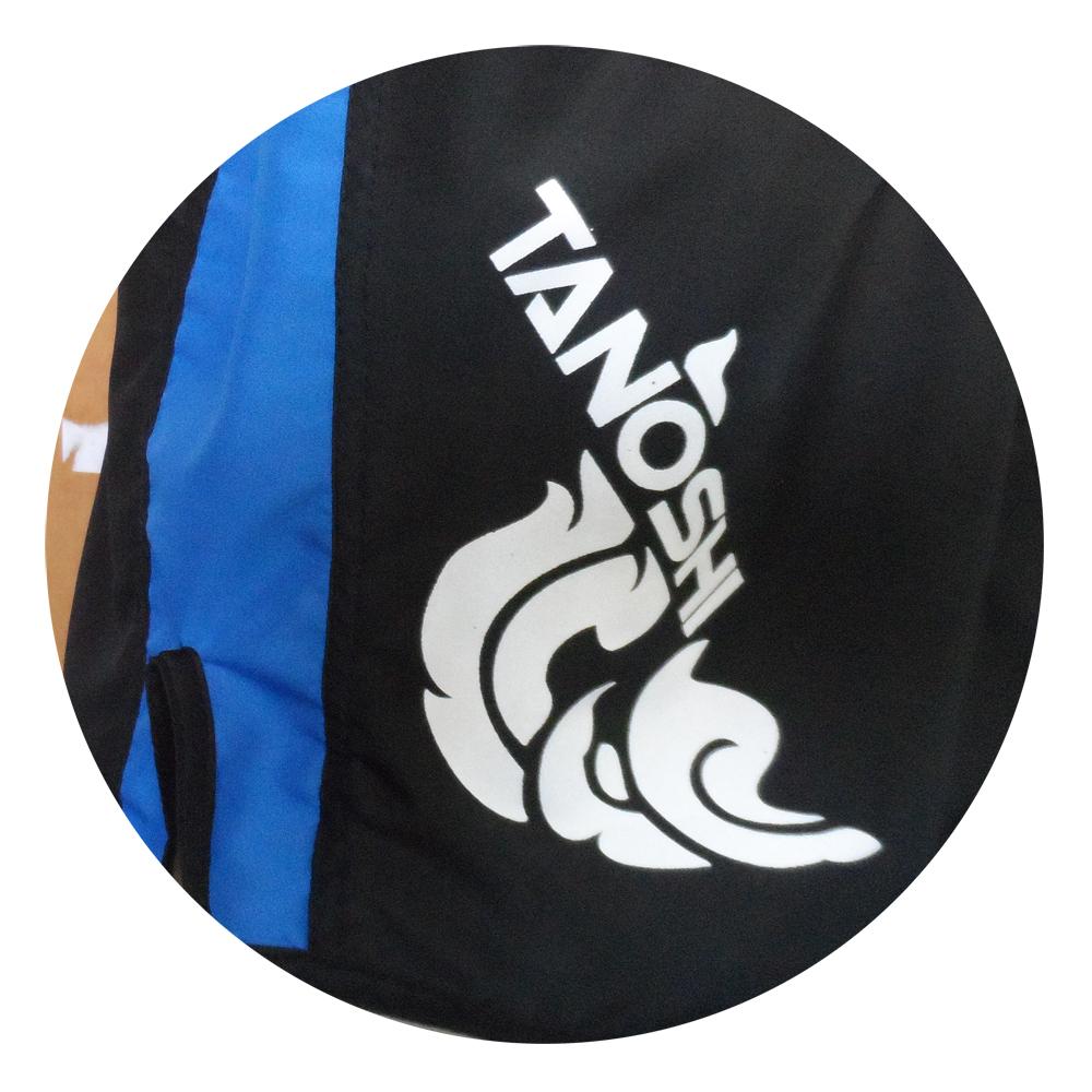 Shorts TRNG TANOSHI Azul - detalhe
