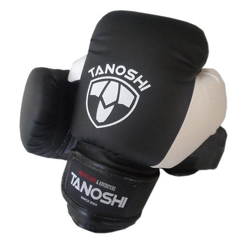 Luva Boxe TANOSHI LX Preta