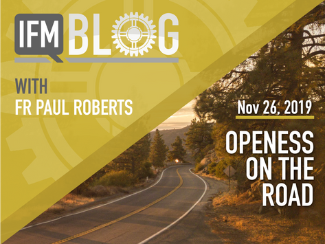OPENNESS ON THE ROAD