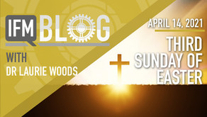 Third Sunday of Easter – Year B