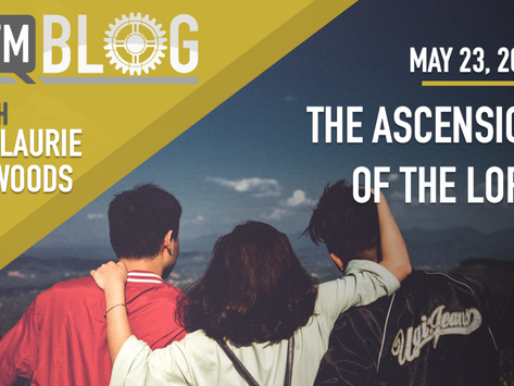 The Ascension of the Lord – Year A