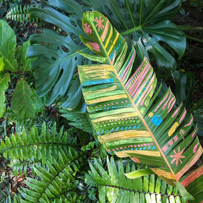 Why are we named Painted Leaf?