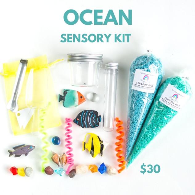 Ocean Sensory Kit
