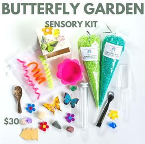 Butterfly Garden Sensory Kit