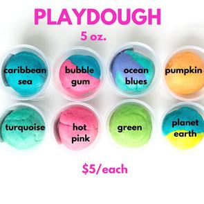 Playdough 5 oz.