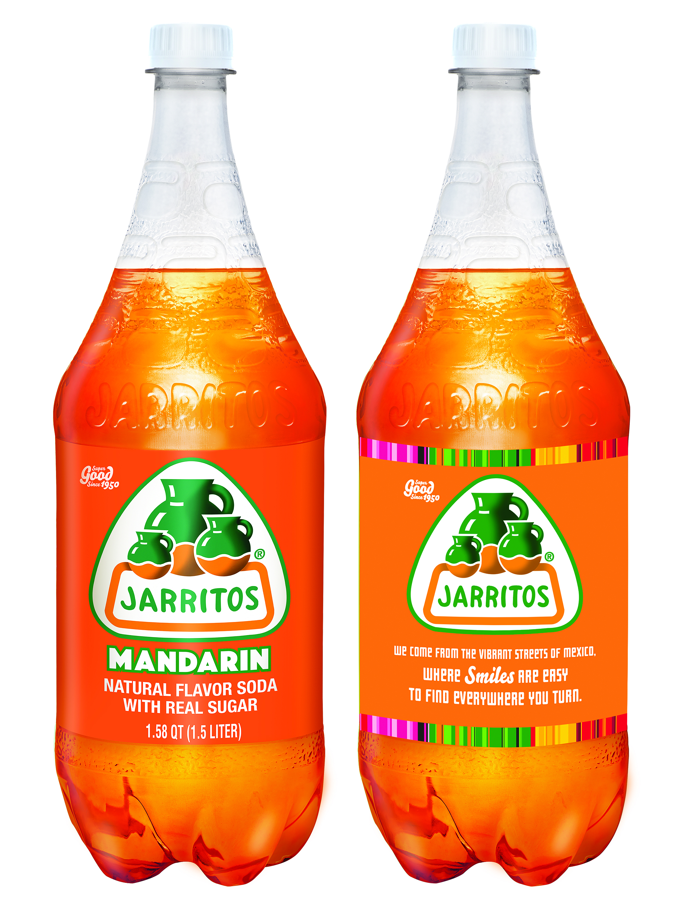 Jarritos 1.5 labels