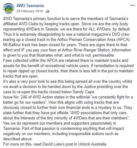 4wd Tasmania Response.jpg