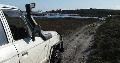 4wd Tagalong Tasmania