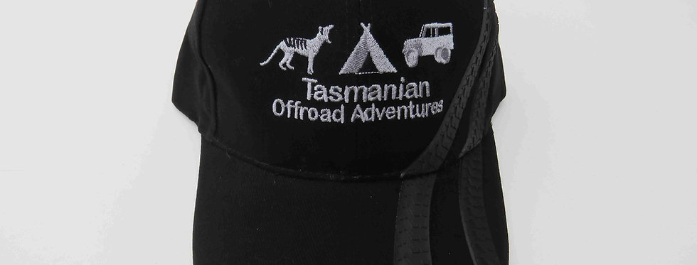 Tas Offroad Cap - Black