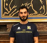 Giuseppe d'Andrea - Maestro Accademia d'Armi Musumeci Greco