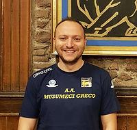 Raffaele Forcella - Maestro Accademia d'Armi Musumeci Greco