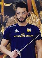 Gianluca Filippi - Maestro Accademia d'Armi Musumeci Greco