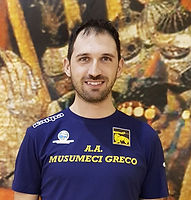Nicola Zarra - Maestro Accademia d'Armi Musumeci Greco