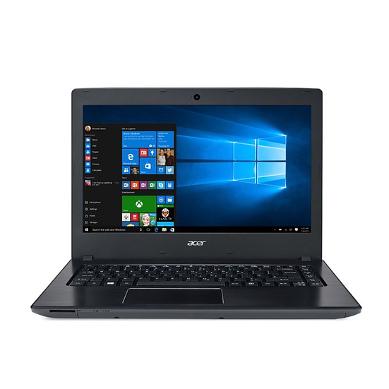 """Acer Aspire E5-475 Intel i3 14"""" Laptop"""