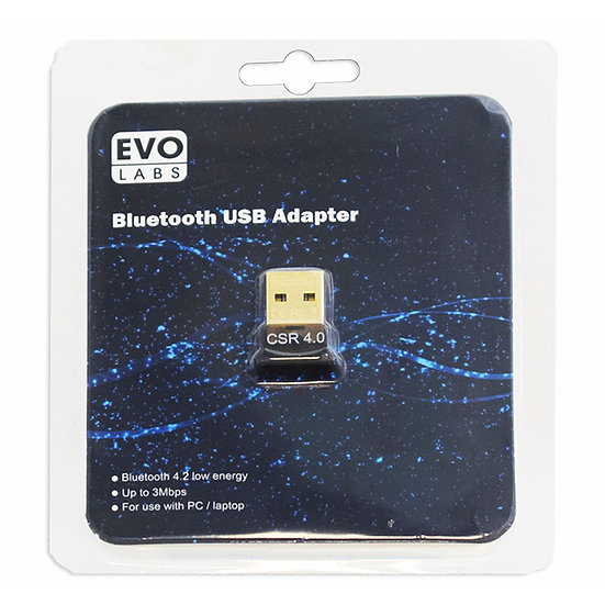 Evo Labs Bluetooth 4.0 USB Adapter