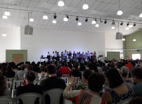 Igreja de São Paulo nomeia três presbíteros pela primeira vez em 32 anos