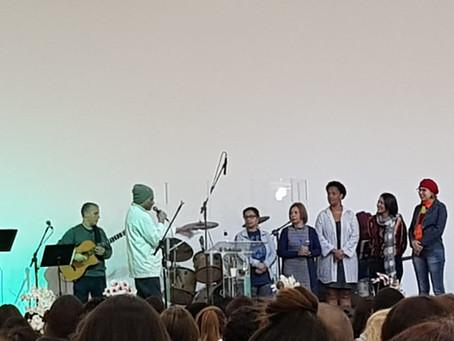 A Laurinda é batizada na região Norte