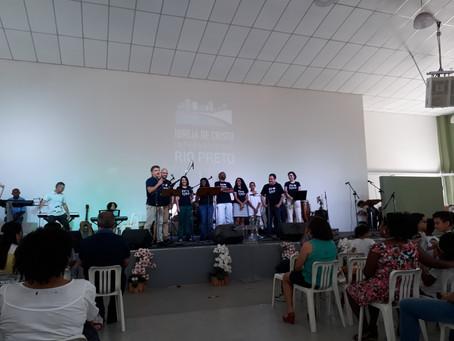 Envio da missão para São José do Rio Preto