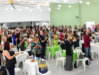 Igreja promove encontro de cristãos com 20 ou mais anos na fé
