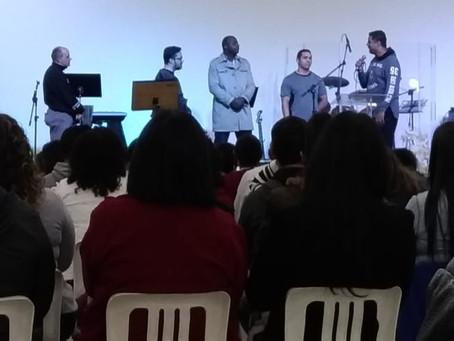 Batismo do Francisco da região Sul