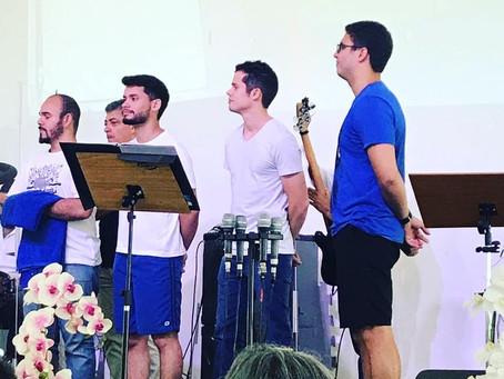 Batismo do Marcelo