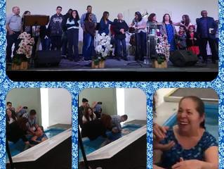 O batismo da D. Raimunda
