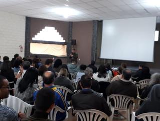 Retiro de lideres das igrejas do Brasil reafirma compromisso com a prática do amor através das parce