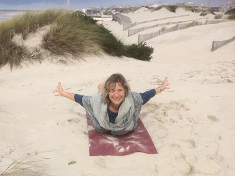 Yoga mit Annemarie