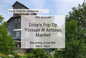 Lucy Pearlle's Pop-Up and Vintage Artisan Market