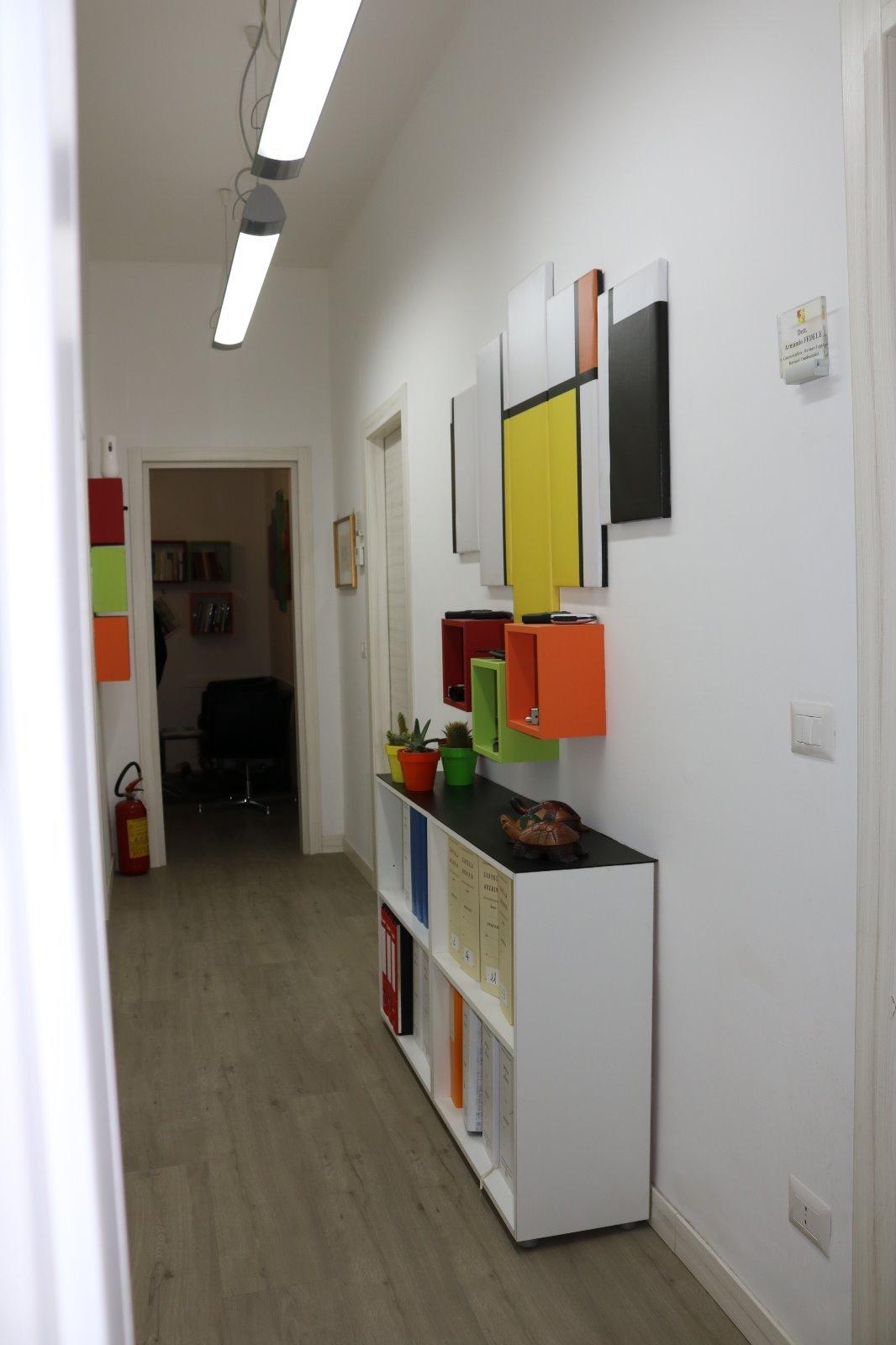 Corridoio C&SI Coworking