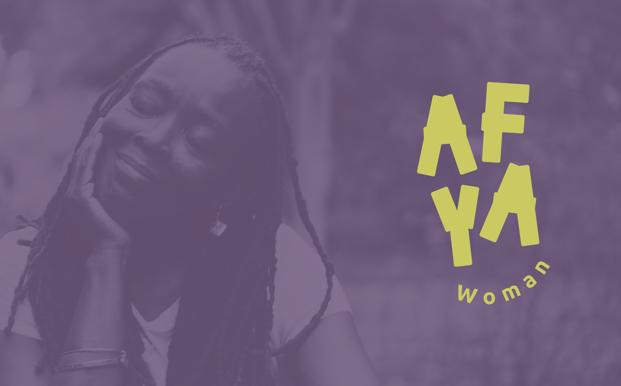 Afya Woman Alternative Logo