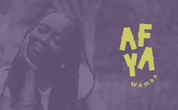 Afya Woman Alternative Logo