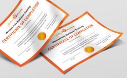Globalmama Certificate