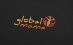 Globalmama Embroidered Logo