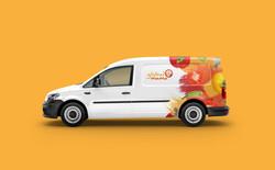 Globalmama Catering Van