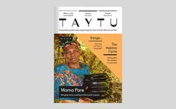 Taytu Magazine Issue 1 Cover