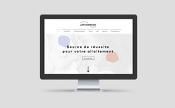 Lait'xcellence Website Home 2