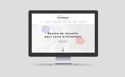 Lait'xcellence Website Home 2