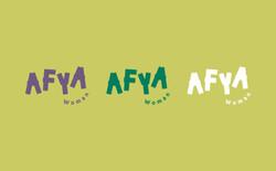 Afya Woman Logos