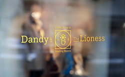 Dandy & The Lioness Logo