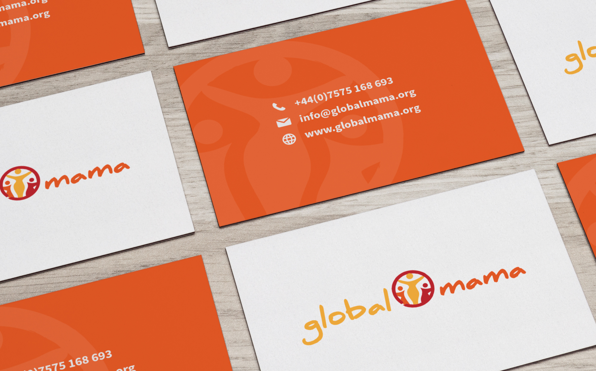 Globalmama Business Cards